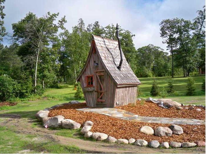 деревянные домики для дачи Дэн Поли 8 (700x525, 451Kb)