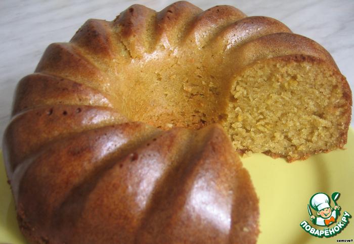 Как испечь творожный кекс рецепт с