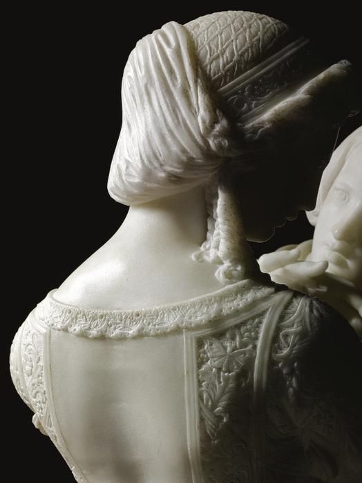 Pio Fedi (1816-1892) Dionora de Bardi and Ippolito Buondelmonti (4) (524x700, 231Kb)