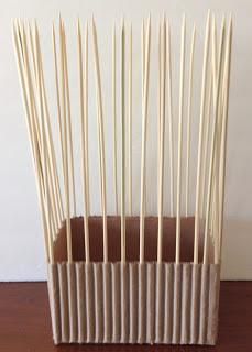 Декоративная ваза из картона, джута и шашлычных палочек (5) (229x320, 53Kb)