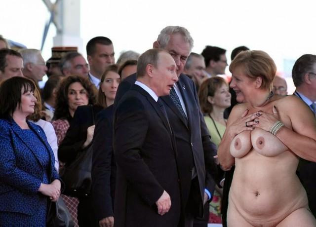 Порно фото голой марины порошенко
