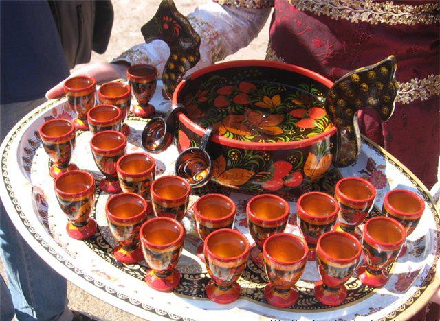 Сбитень - забытый исконно русский напиток