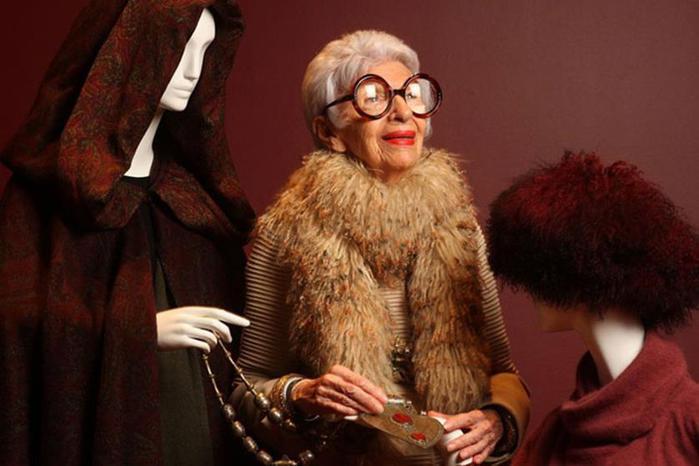 Старушка на подиуме   94 летняя чудачка, которая работает моделью