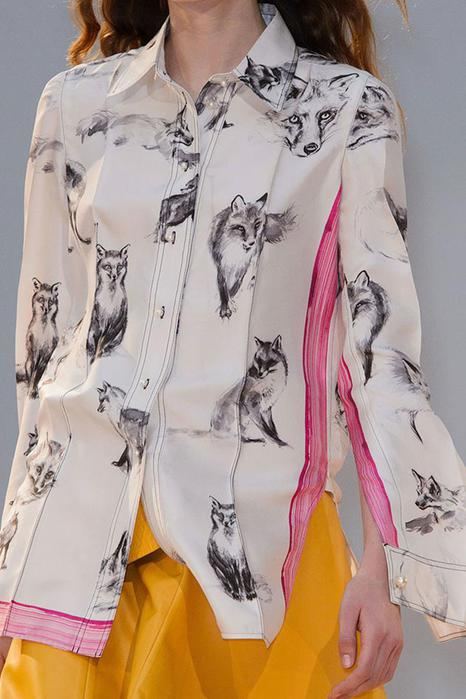 Осенний гардероб   10 самых классных рубашек