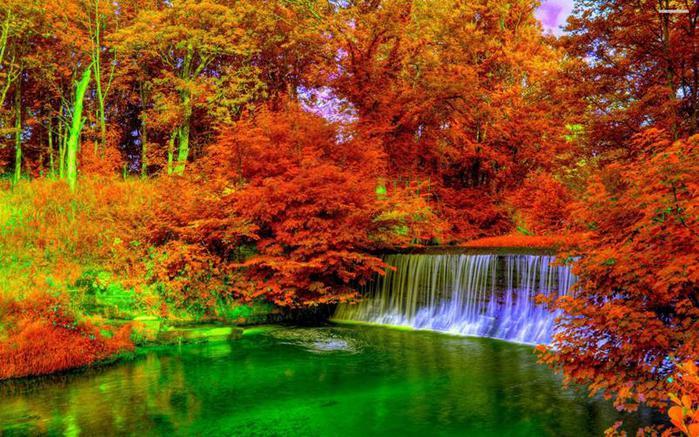 Как осень влияет на человека