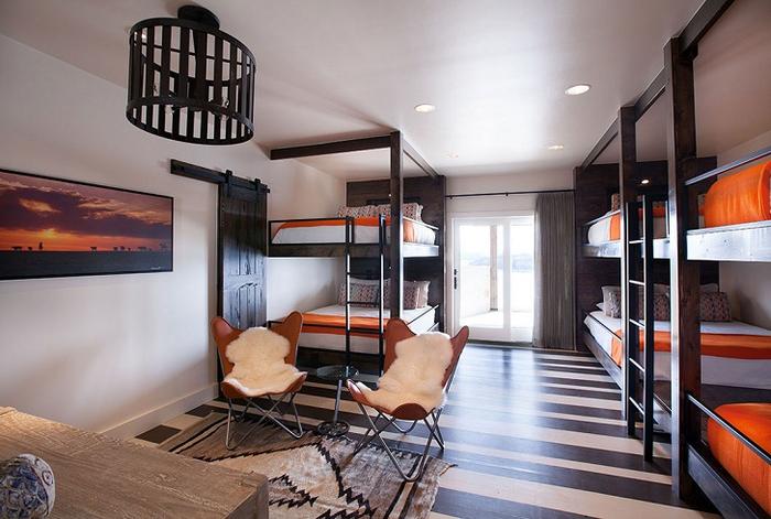 красивый дизайн интерьера большого дома 11 (700x471, 335Kb)