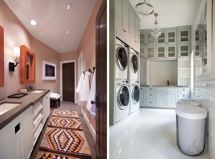 красивый дизайн интерьера большого дома 14 (700x516, 355Kb)