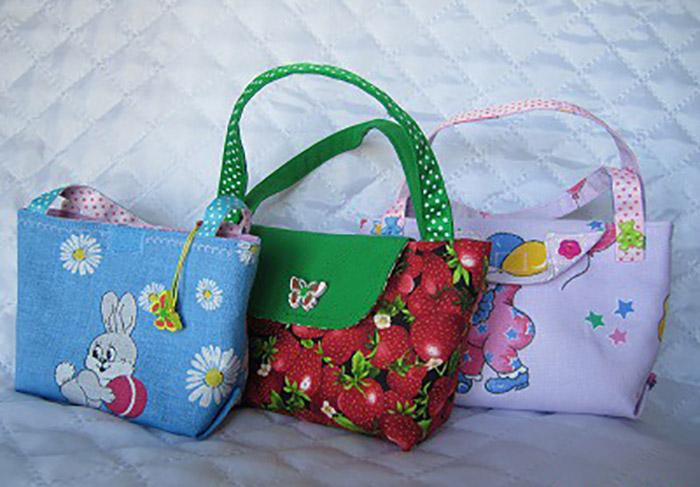 шьем сумку для девочки подростка