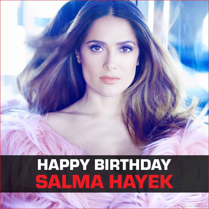 Salma Hayek Life is tough and if you have the ability to laugh at it you have the ability to enjoy it (700x700, 61Kb)