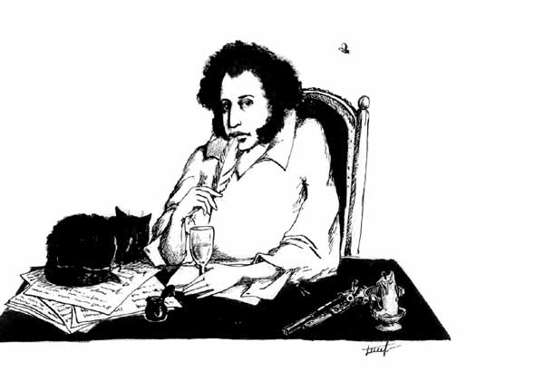 Пушкин сочиняет стихи/3241858_pushkin (600x421, 23Kb)