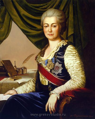 Дашкова, Екатерина Романовна Википедия