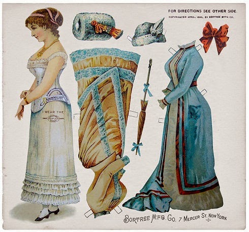 19th Century Fashion (490x455, 240Kb)