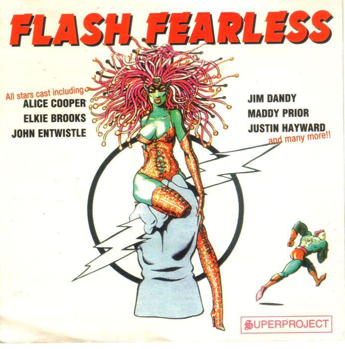 Flash Fearless