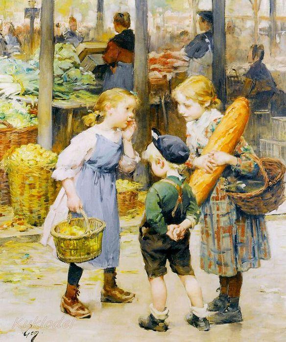 1Henry Jules Jean Geoffroy (French, 1853 - 1924) (584x700, 101Kb)