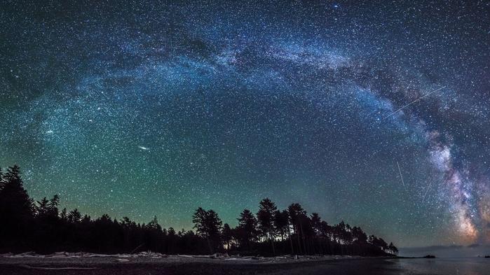 Млечный путь в ночном небе5 (700x393, 308Kb)
