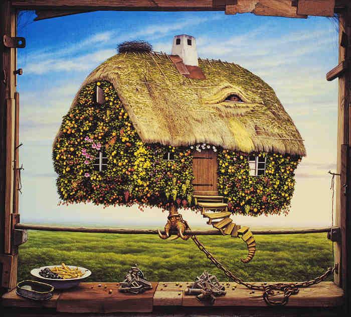 Необычные картины для дома