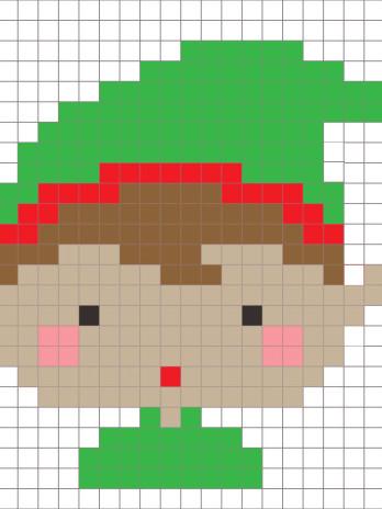ElfPixel (348x464, 129Kb)
