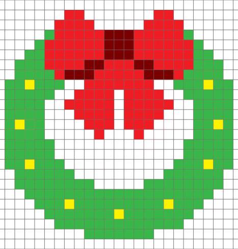 WreathPixel_new (467x487, 200Kb)
