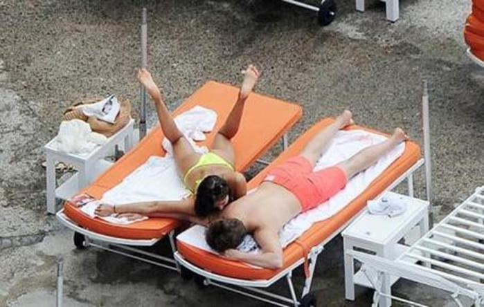 Актер Брэдли Купер и модель Ирина Шейк решили жить вместе