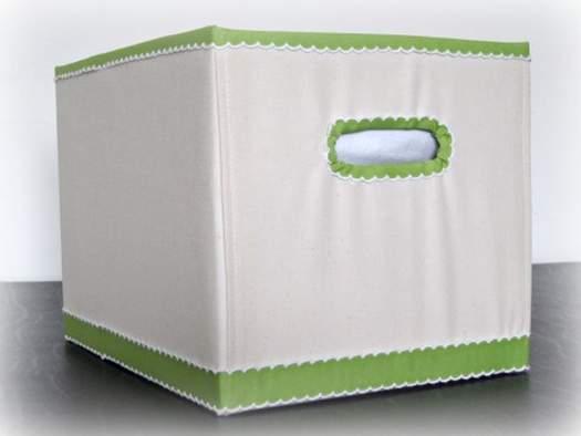 Ящики из коробки своими руками