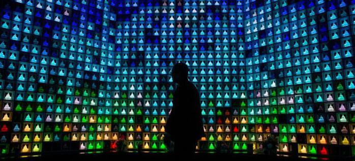 Самое высокотехнологичное кладбище в мире