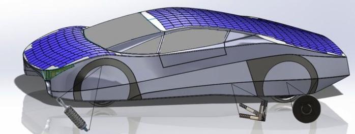 автомобиль на солнечной энергии Immortus EVX Ventures 3 (700x264, 216Kb)