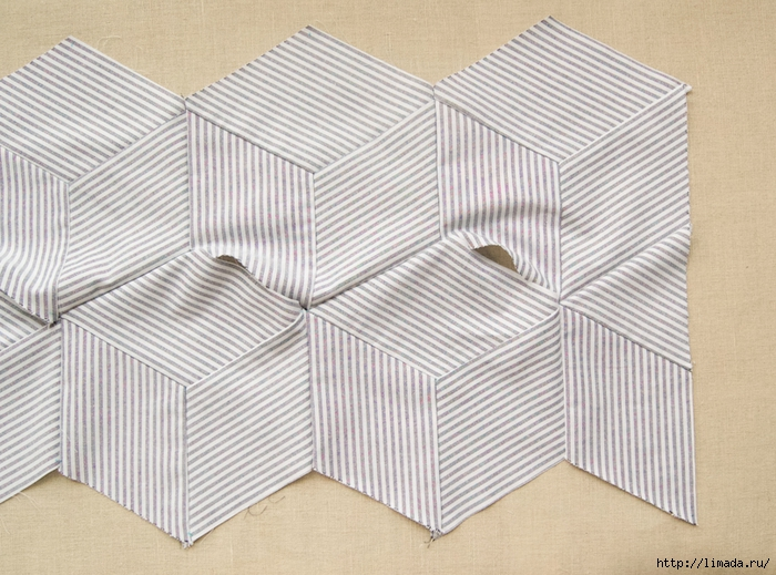 Striped-Tumbling-Blocks-Quilt-How-Tos-600-8 (700x519, 317Kb)