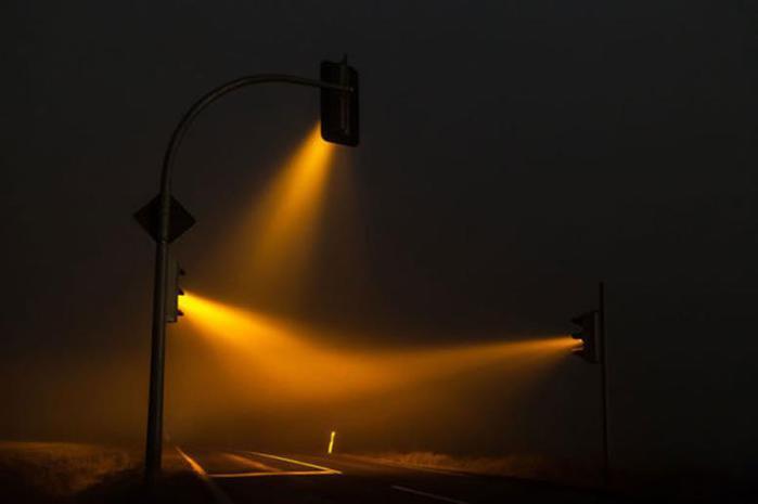 Лукас Циммерман. Самые крутые фотографии светофоров