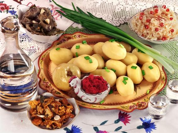 6 традиционных русских продуктов и блюд, которые на самом деле русскими не являются