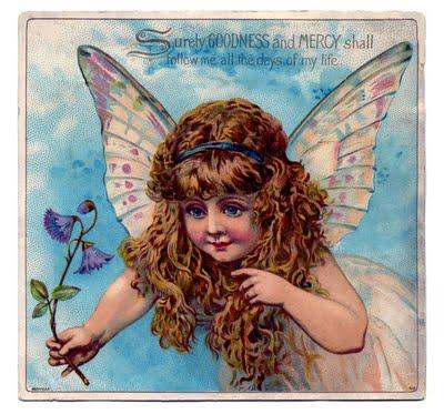 "Схема вышивки  ""Little angels "": таблица цветов."