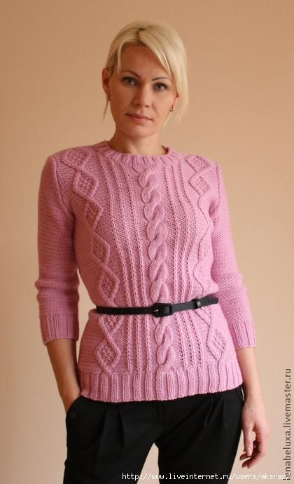 2ce6187923-odezhda-rozovyj-pulover-s-rukavom-3-4 (420x690, 200Kb)