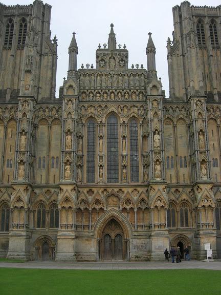 """Собор в Уэльсе - """"самый поэтический из английских Соборов""""- часть 1. 50850"""