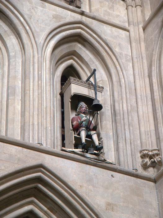 """Собор в Уэльсе - """"самый поэтический из английских Соборов""""- часть 1. 50732"""