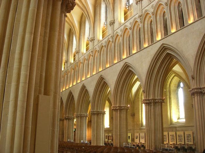 """Собор в Уэльсе - """"самый поэтический из английских Соборов""""- часть 1. 78042"""
