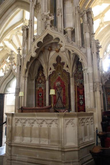 """Собор в Уэльсе - """"самый поэтический из английских Соборов""""- часть 1. 76052"""