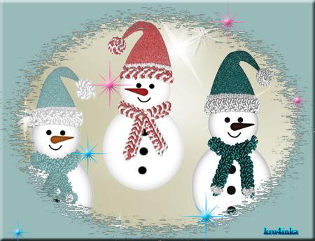 Веселые-снеговички (450x344, 179Kb)
