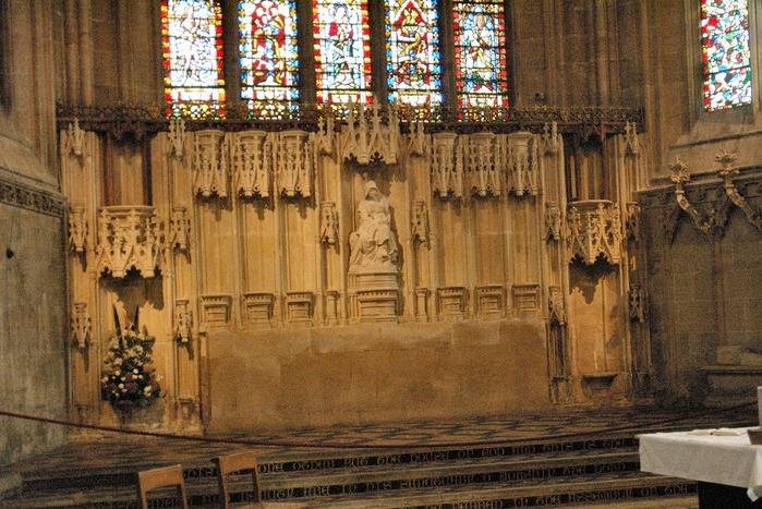 """Собор в Уэльсе - """"самый поэтический из английских Соборов""""- часть 1. 23108"""