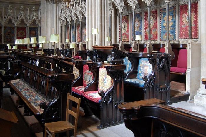 """Собор в Уэльсе - """"самый поэтический из английских Соборов""""- часть 1. 68896"""