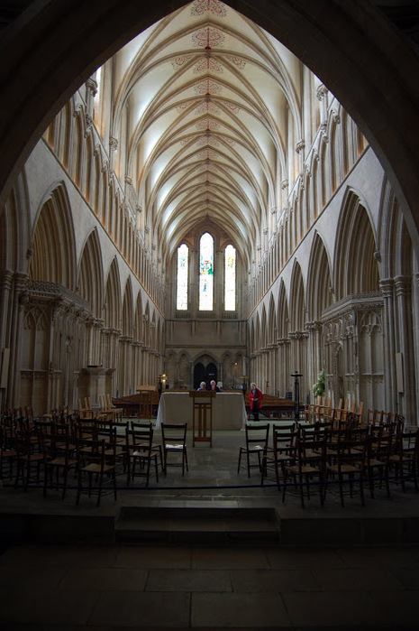 """Собор в Уэльсе - """"самый поэтический из английских Соборов""""- часть 1. 67858"""