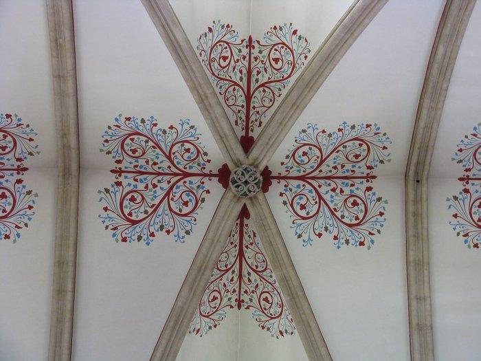 """Собор в Уэльсе - """"самый поэтический из английских Соборов""""- часть 1. 27113"""