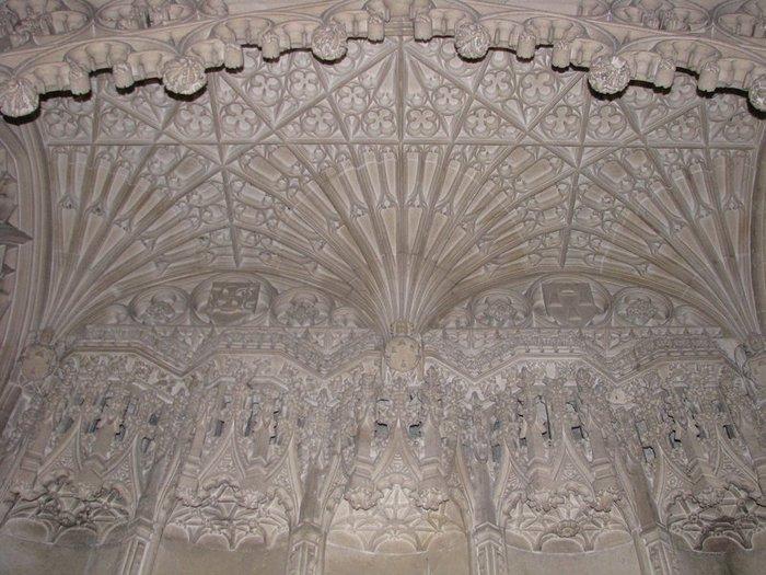 """Собор в Уэльсе - """"самый поэтический из английских Соборов""""- часть 1. 26494"""