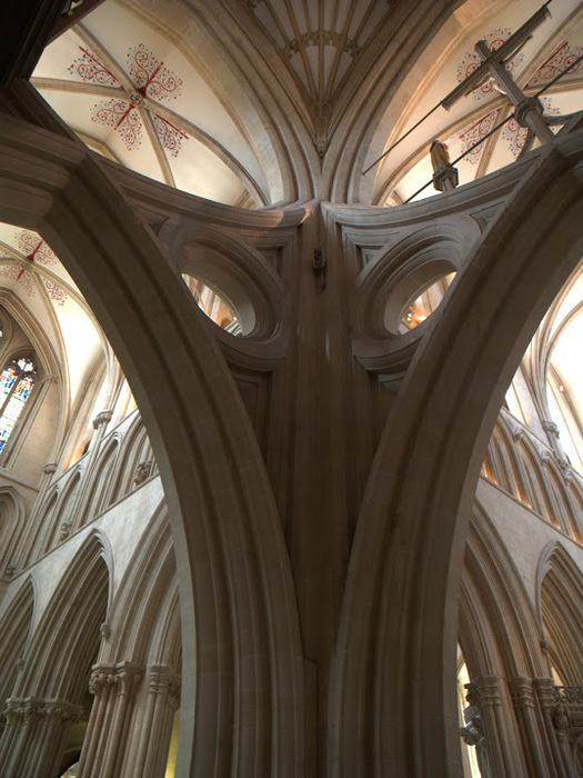 """Собор в Уэльсе - """"самый поэтический из английских Соборов""""- часть 1. 29464"""