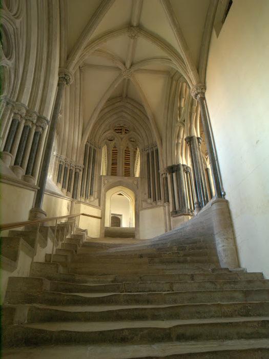 """Собор в Уэльсе - """"самый поэтический из английских Соборов""""- часть 1. 24223"""