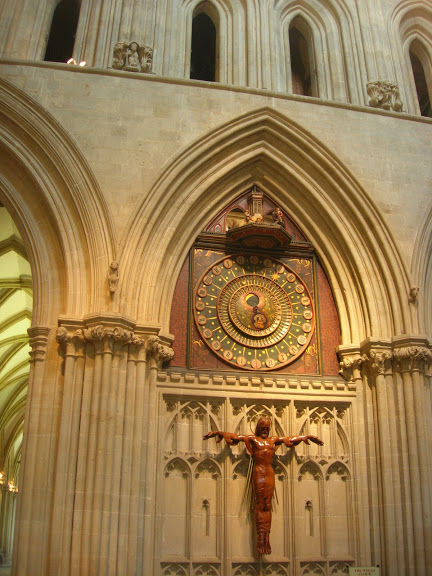 """Собор в Уэльсе - """"самый поэтический из английских Соборов""""- часть 1. 28989"""