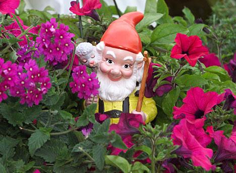 Декоративные фигуры для сада своими руками - Всё о фигуре здесь