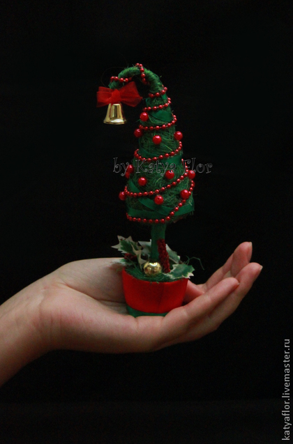 Топиарии - елочка малютка (420x637, 170Kb)