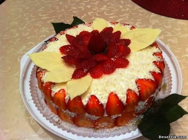 """Торт """"Пышка"""""""