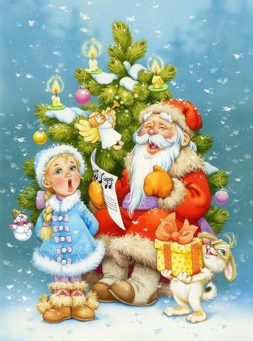 Веселые детские стихи про Новый год ...: www.liveinternet.ru/users/5117382/post249986655