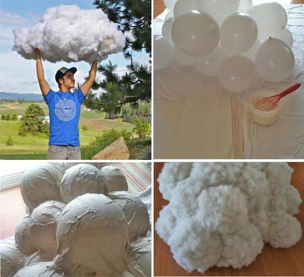 Как можно сделать облако - ЛЕГИОН