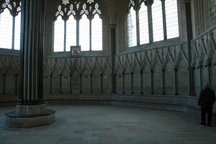 """Собор в Уэльсе - """"самый поэтический из английских Соборов""""- часть 1. 64830"""